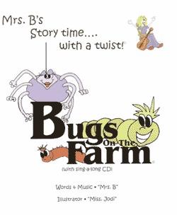 bugs on the farm
